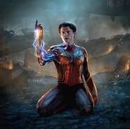 Spider-Man Infinity