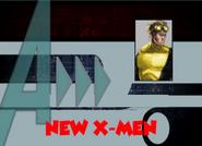 New X-Men (A!)