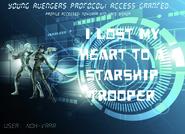 I Lost My Heart to a Starship Trooper (YA)