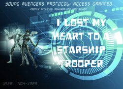 25-I Lost My Heart to a Starship Trooper