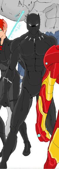 Ultiverse Black Panther