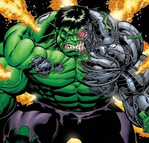 Cosmic Hulk Exposed (E-5000)