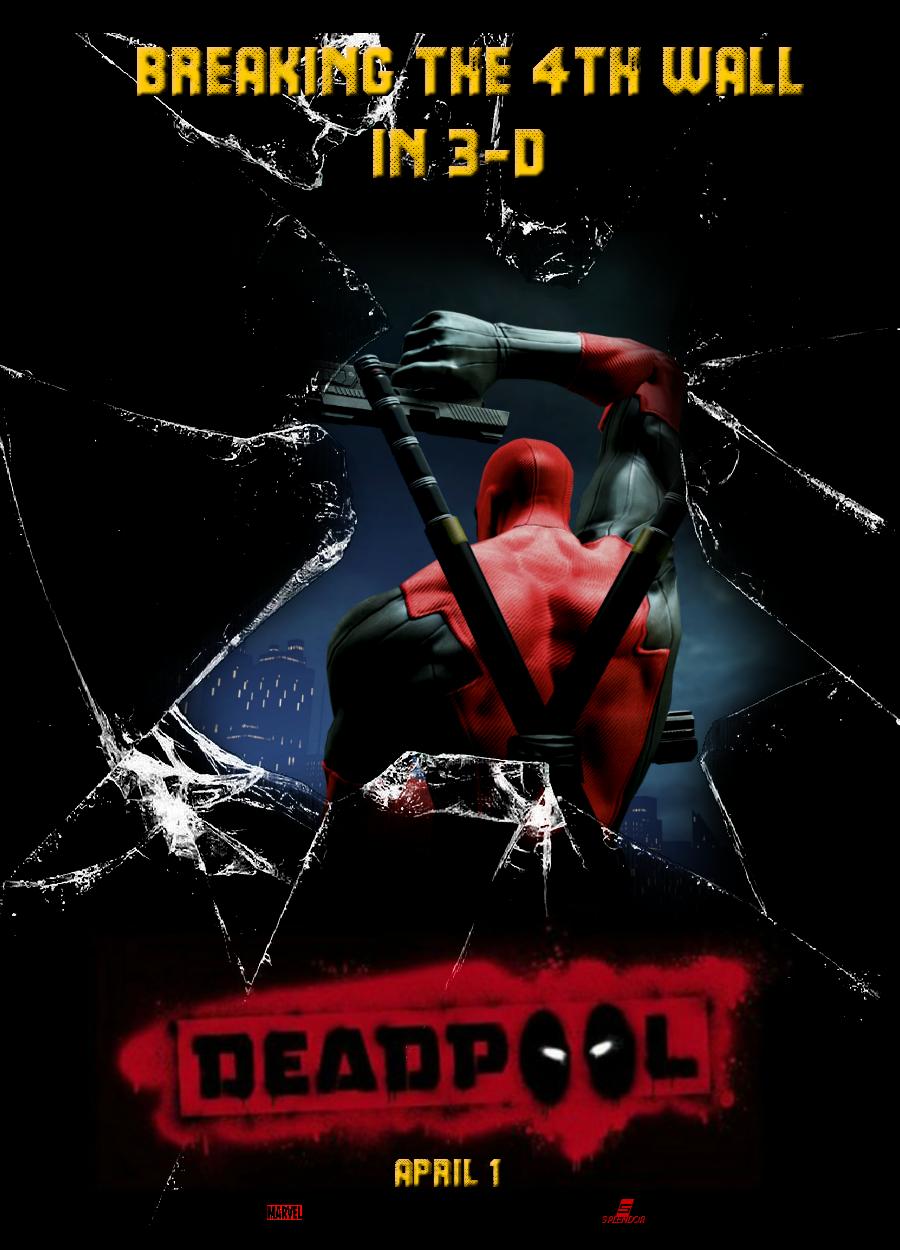 Deadpool Film Marvel Fanon Fandom Powered By Wikia