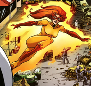 Firestar Disambiguation