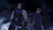 Widow and Hawkeye A! 05