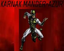 Karnak Mander-Azur