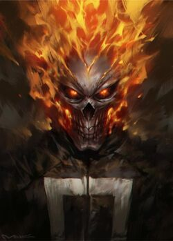 Robbie Ghost Rider Earth-61615 2