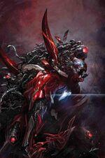 The Iron Mecha (AVU)