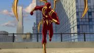 Amadeus Cho as Iron Spider 5