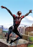 Miles Morales debut as Spider-Man