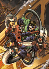 Spider man number 2 cover