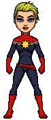 Captain Marvel NEW!