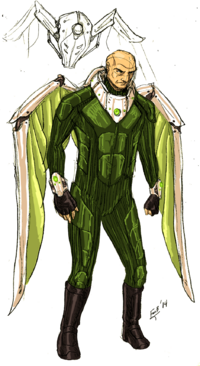 Vulture (Earth-1111)