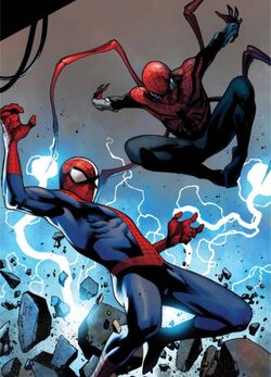 Parker Spider-Man Earth-698 VS Otto 616
