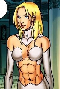 Emma Frost EX