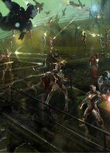 OG Iron Legion Earth-61615