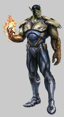 Super Skrull (Infinitiverse)