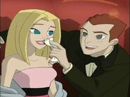Gwen Stacy Harry Osborn Sinister