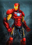 Iron Man Mk III (Earth-1111)