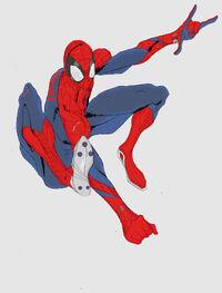 Astonishing Spider-Man pose - Copy (2)