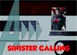145-Sinister Calling
