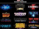 Marvel Cinematic Universe (OrigamiYodaCanHelpUs1243)