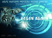 Begin Again (YA)