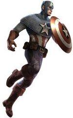 Captain America (Marvel Ultimate Allaince)