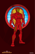 Hero-creator-cover My Hero Iron-Man Junior