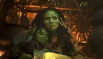 Gamora mother