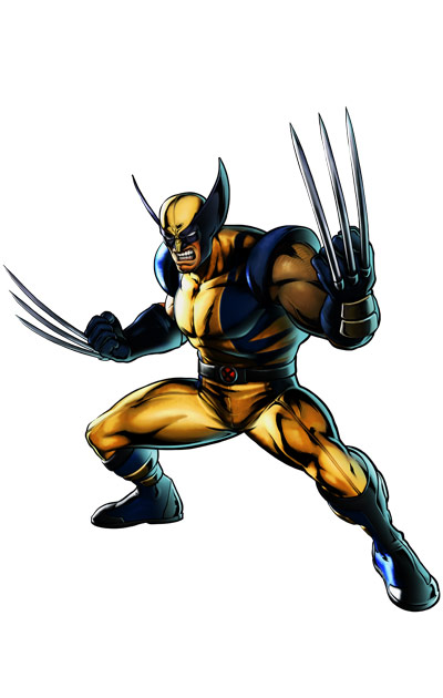 Wolverine-umvc3