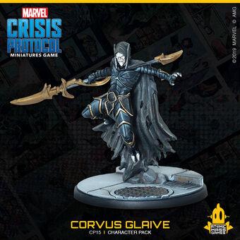 Krise Protokoll Corvus Glaive Und Proxima Mitternacht Charakter Pack Marvel