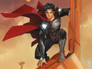 Superman Saggittarius