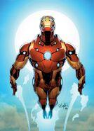 Iron Man Kree Armor