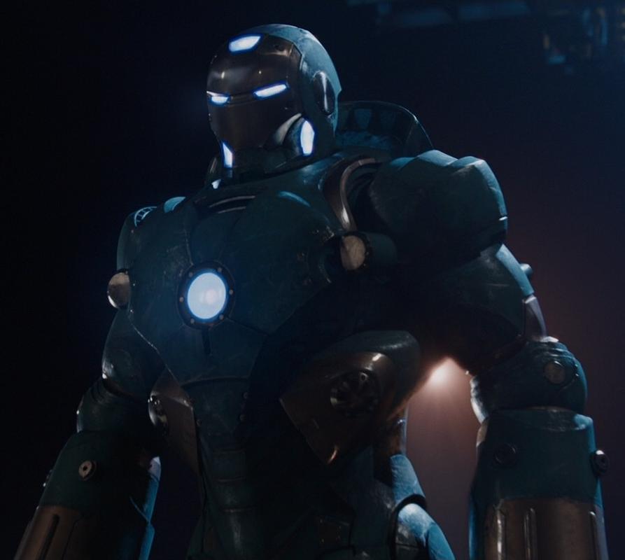 Image - Iron Man Armor MK XXXVII (Earth-199999) from Iron ...