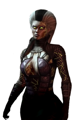Sindel (Earth-1822)