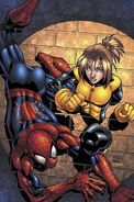 Spider-Man and Shadowcat