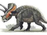 Triceratops (Earth-7045)
