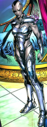 Caiera Oldstrong (Earth-616) 004