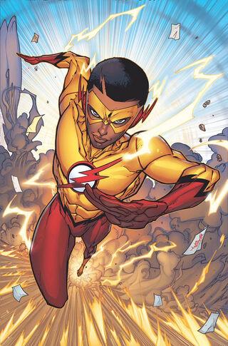 Kid-Flash-Rebirth