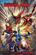 Awesome Avengers -1