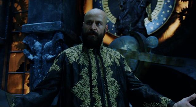 Grigori Rasputin (Earth-8920)