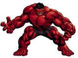 Red Hulk (Earth Infinite)