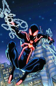 Spiderman Stealth Suit (828)
