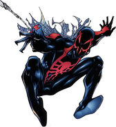 Spiderman 2099 h554