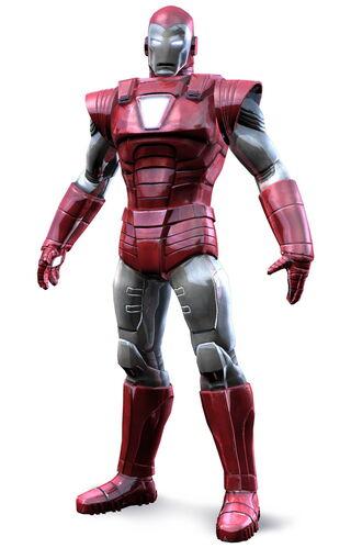 Silver Centurion (Earth-RSR)