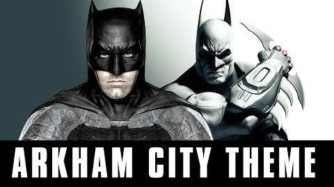 Ben Affleck's Batman with Arkham City Theme HD