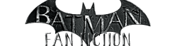 Batman Fanfiction Wordmark