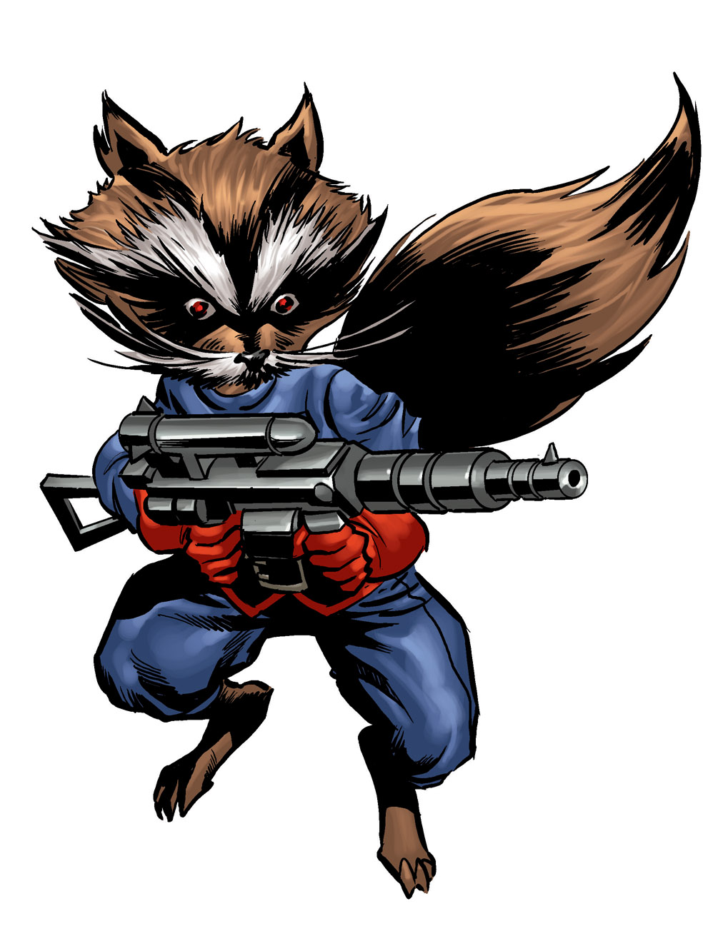 Rocket Raccoon (Earth-81648) | Comic Crossroads | FANDOM