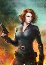 Jaiden dreams about Black Widow